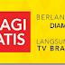 Gratis TV Branded dengan Berlangganan Transvision