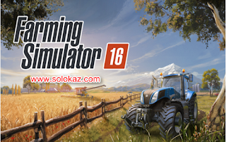 Farming Simulator 16 MOD Apk Unlimited Money Terbaru 2016