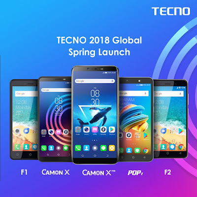Tecno F1 specifications, review and price