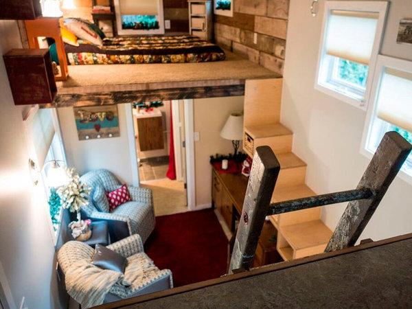 Casas modulares y prefabricadas de dise o consejos para for Vivir en 25 metros cuadrados