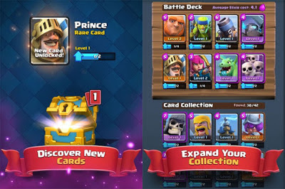 Download Game Clash Royale v.1.1.2