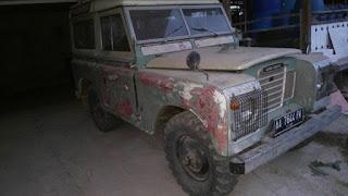 BUKALAPAK MOBKAS KLASIK Land Rover Series