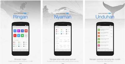 5 Aplikasi Browser Mini Terbaik Untuk Android