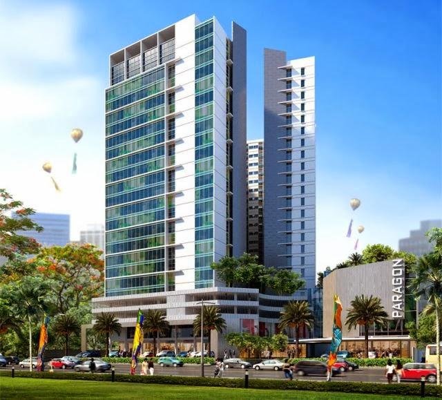 Paragon Apartments: Apartemen Paragon Square