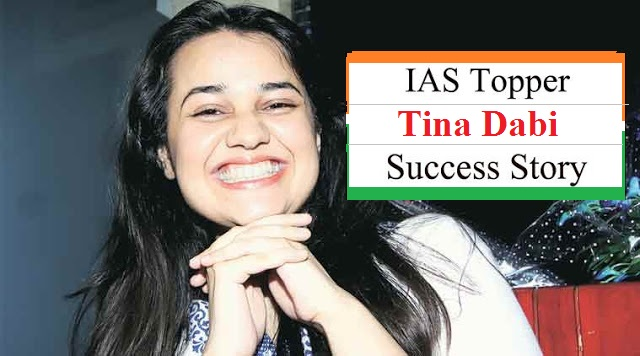 Tina Dabi Caste, Boyfriend and Life History