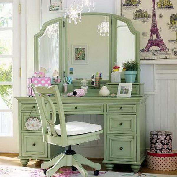 Women's Bedrooms Decorating Ideas 8
