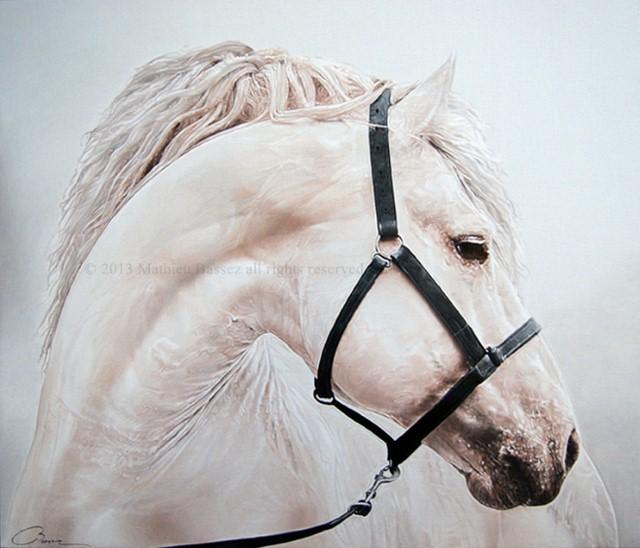 Изобразительное искусство Бельгии. Mathieu Bassez 18