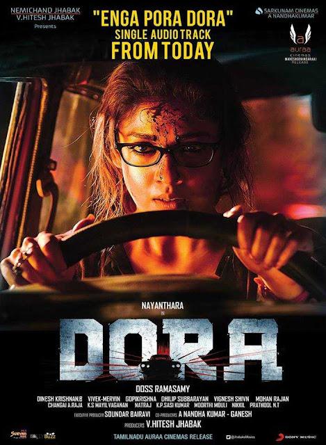 poster Dora 2017 Full Movie Download Dual Audio Hindi 720p