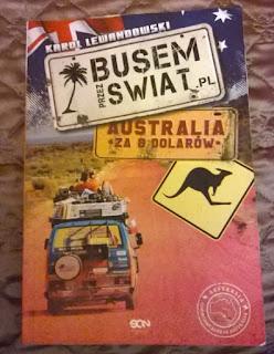 okładka książki Australia za 8 dolarów