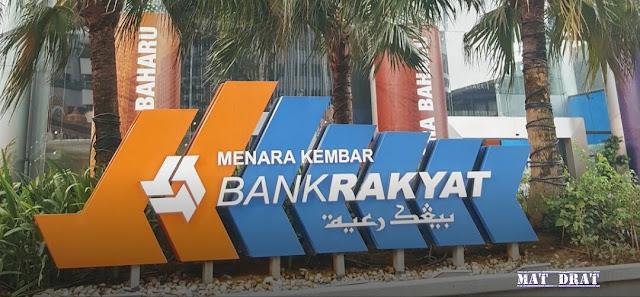 Dividen Bank Rakyat 2018 -  diumumkan