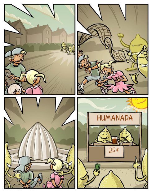 HUmanada