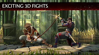 Shadow Fight 3 APK MOD (Frozen Enemy) For Android
