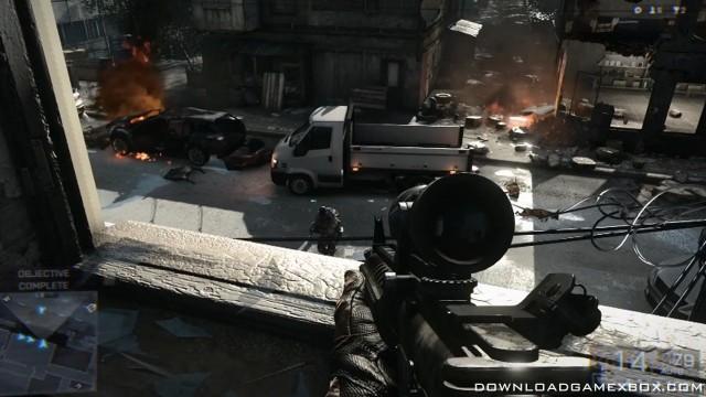 Battlefield 4 [PAL][NTSC-U][ISO] - Download Game Xbox New Free