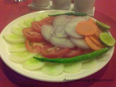 Simple and Easy Salad Decoration Recipe