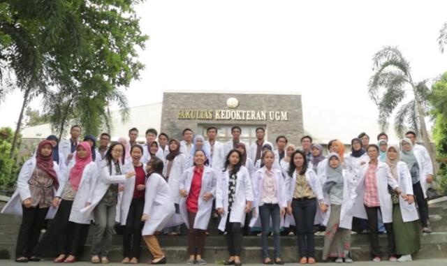 Persyaratan Masuk Universitas Kedokteran UGM Jogjakarta