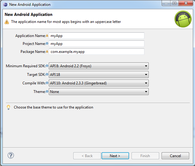 Sumant's Blog: PhoneGap/Cordova Android Application setup on eclipse