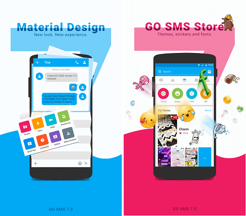 Download go sms pro premium apk