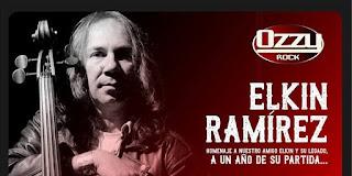Homenaje Elkin Ramírez Ozzy Bar