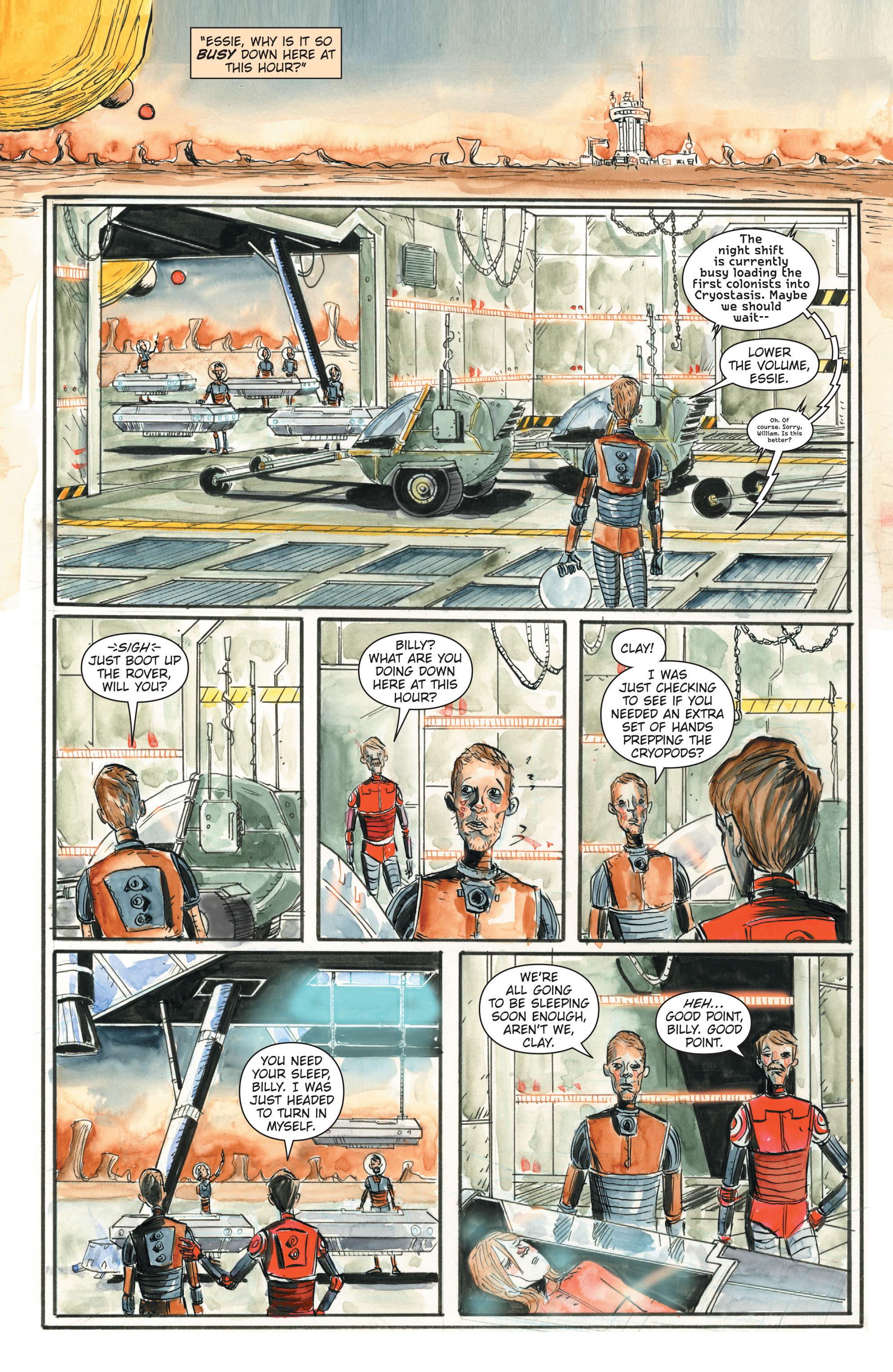 Read online Trillium comic -  Issue # TPB - 153