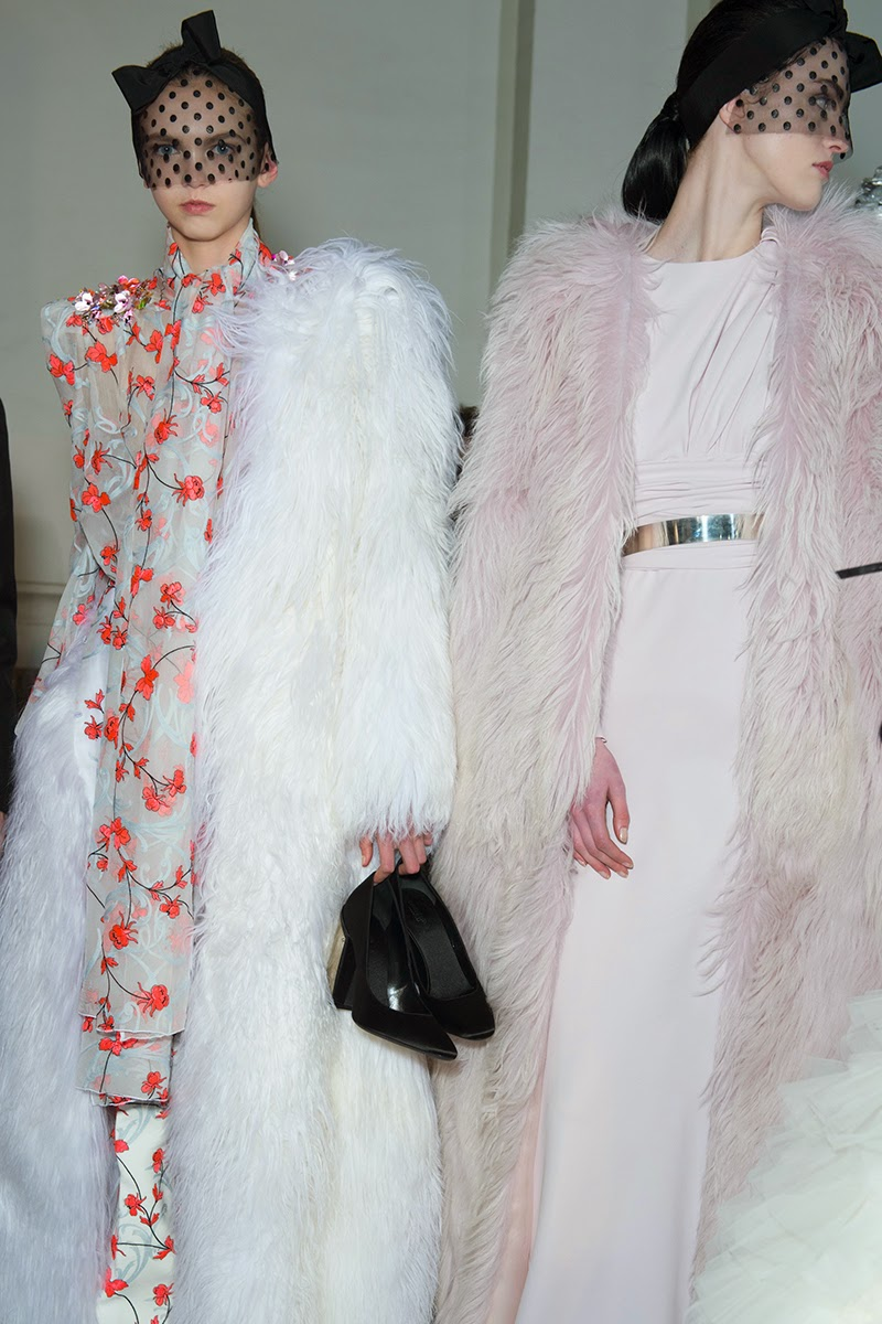 Giambattista Valli Spring/Summer 2015 show - Paris fashion Week