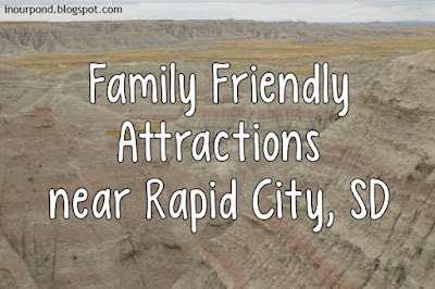 Family-Friendly Attractions- Rapid City   #roadtrips  #kids  #familyfun  #vacation  #southdakota