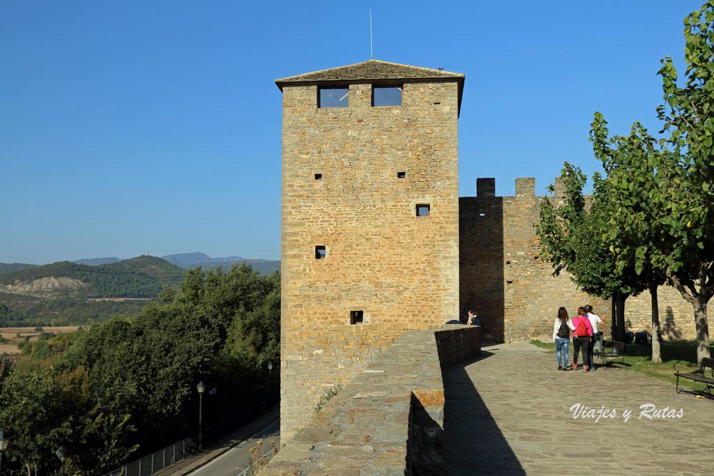 Castillo de Ainsa, Huesca