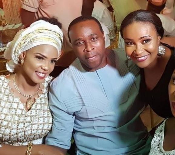 nollywood stars saidi balogun birthday