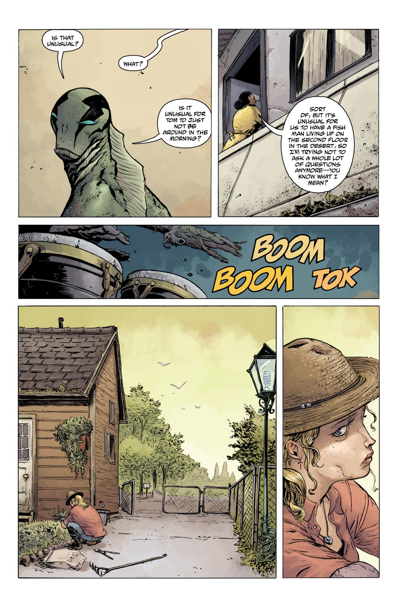 Read online Abe Sapien comic -  Issue #11 - 6