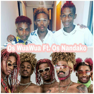 Download Mp3 Os Wuawua ft. Os Nandako - Ta Correr De Traz (Afro House) (Prod. Ivan Le Cossa)