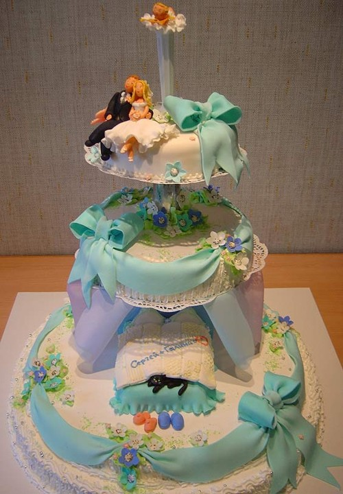 Latest Funny Pictures: Funny Wedding Cakes