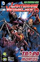 Os Novos 52! Lanternas Vermelhos #9