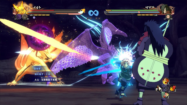Save Tamat 100% Naruto Shippuden Ultimate Ninja Storm 4 Road to Boruto PC