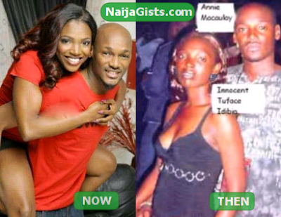2face idibia and annie macaulay
