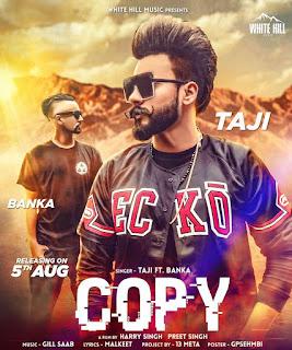 Copy Mp3 Song Download - Taji ft Banka