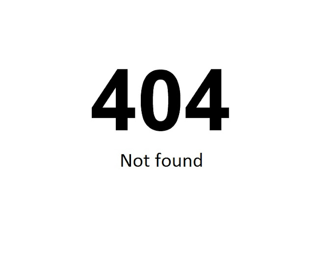 404 page not found picture