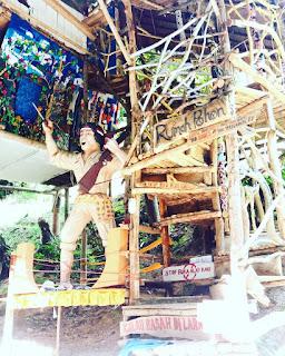 Rumah Pohon Masamba, Destinasi Wisata Keren di Luwu Utara