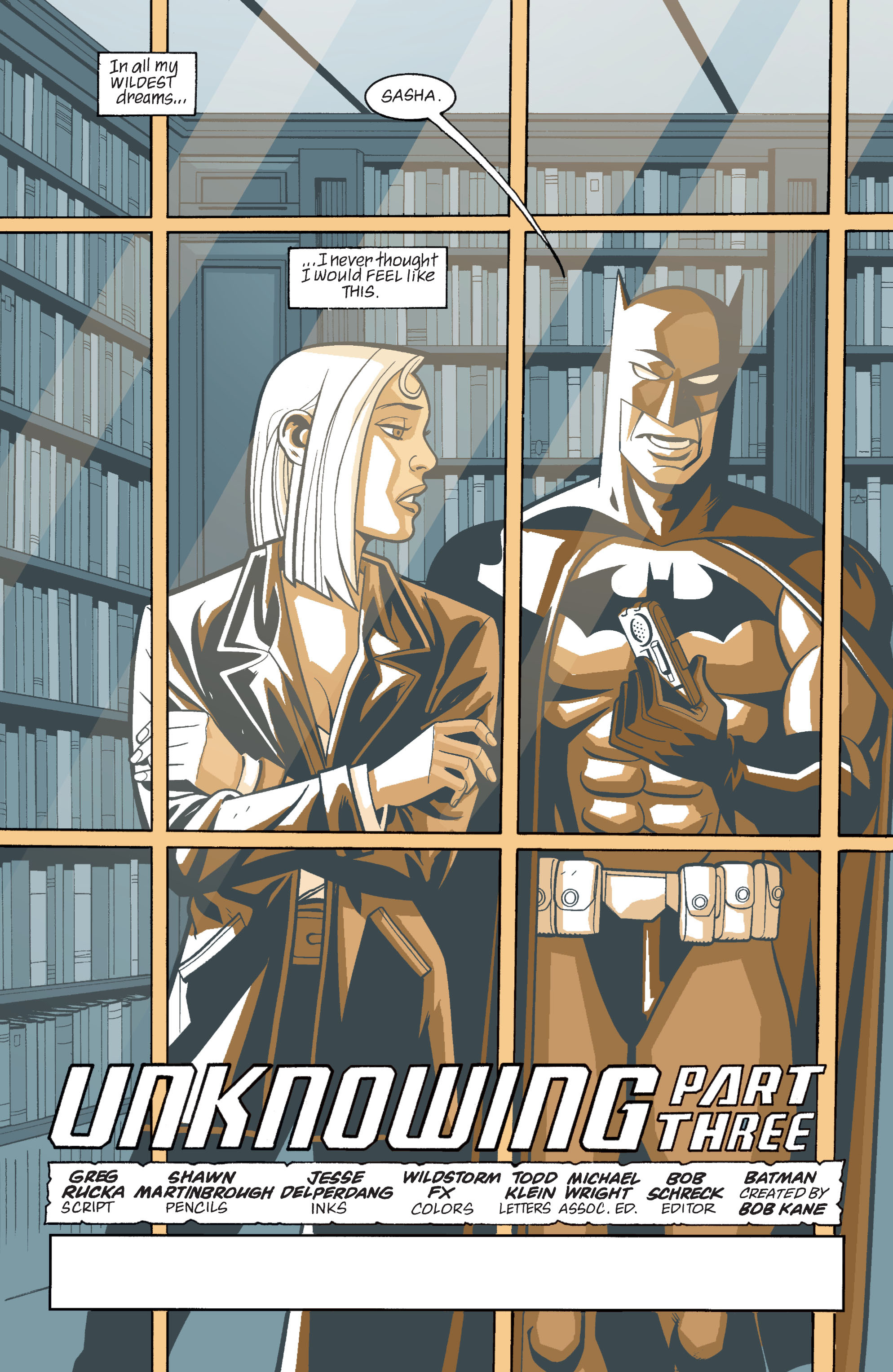 Detective Comics (1937) 760 Page 4