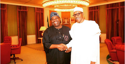 A Cabal In Control Of The Old Man – Dele Momodu On Buhari Govt.