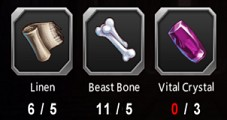 Bloodline Upgrade Equipment