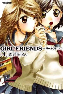 Girl Friends de Milk Morigana