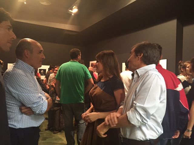 inauguración, exposición, CreaMurcia, fotografía, Rebeca Pérez, Víctor Aranda, Enrique Bueso, Juan Alabaladejo