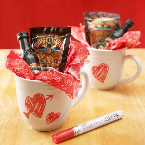 Tazas personalizadas para sorprender en San Valentín