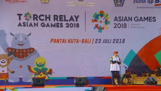 Puan Ajak Masyarakat Sukseskan Asian Games 2018