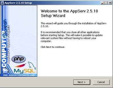 appserv-win32-2.5.9