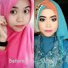 Tutorial Make Up Hijab Untuk Wisuda