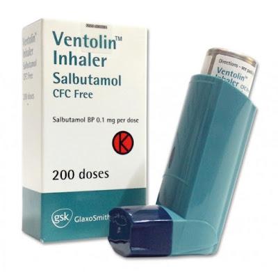 Ventolin - Manfaat, Efek Samping, Dosis dan Harga