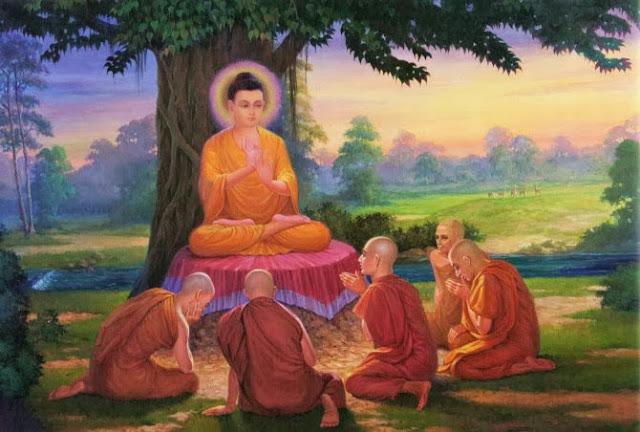 Đạo Phật Nguyên Thủy - Đường Xưa Mây Trắng - Chương 22: Chuyển Pháp Luân Kinh