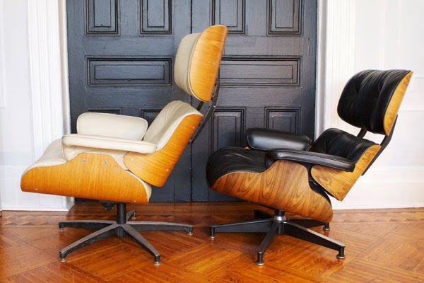 meble inspirowane Eames Lounge chair, oryginał, podróbka