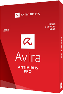 Avira Antivirus Pro 2017 Free Download + License Key