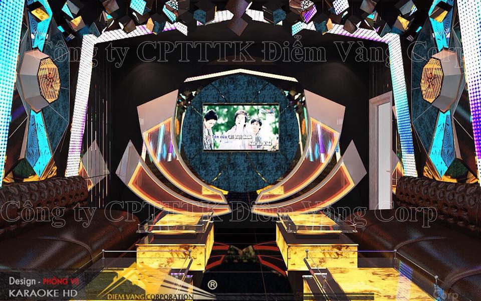 Thiết kế phòng karaoke 3D Ảnh Full chất lượng cao 18